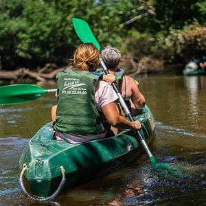 Canoë - Kayak sur la Leyre