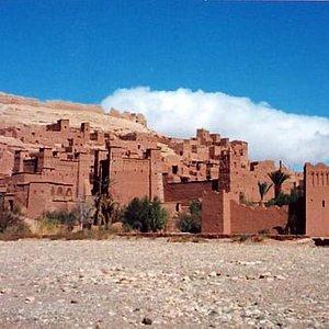 Kasbah Ait Bnhadou , Ouarzazate