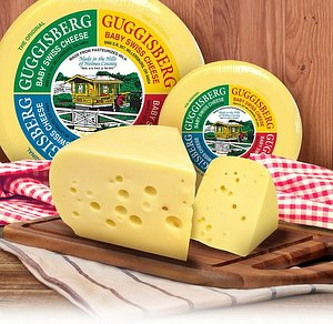 Home of the original Baby Swiss - awarded #1 cheese in the U.S.!