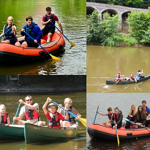 Lots to do at Shropshire Raft Tours!