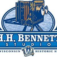 H.H. Bennett Studio & Museum official logo