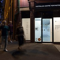 Street view of ACP Project Space Gallery. Photographer: Michael Waite