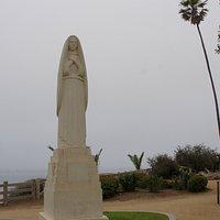 Статуя Санта Моники