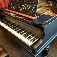 Уникальный рояль компании С.Bechstein, создан в 1915 года, реставрация 2020 года