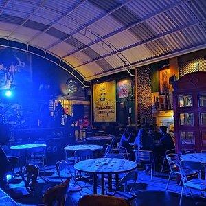 Get Back Cafe Bar Duitama Rock