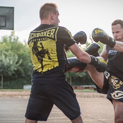 Outdoor Kickboxen 2020 Sparring