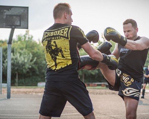 Outdoor Kickboxen 2020 Sparring