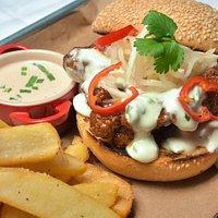 Chinito Rico Burger