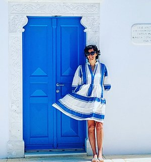 in love with greece