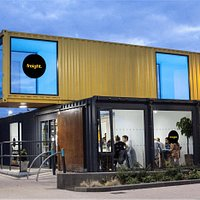 Welcome To Freight Belfast, Modern European Eatery
