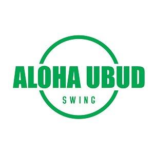 aloha ubud logo
