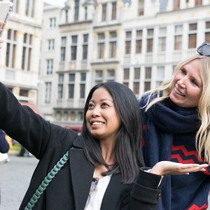 Free tour of Brussels Free tour of Brussels + free chocolate tasting.  Our professional guides welcome you every day for a guided tour of the historical center of Brussels.