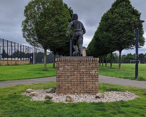 Davie Cooper Monument