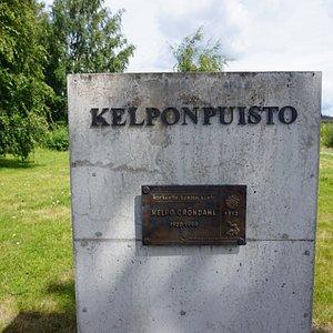 Kelponpuisto Park