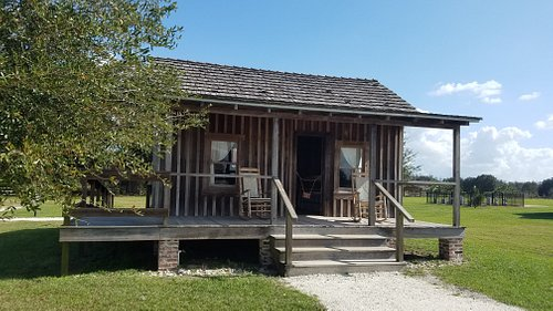Tyson House at Pioneer Village at Shingle Creek.