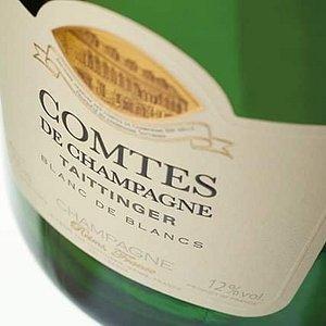 Masser af skøn Champagne 😀