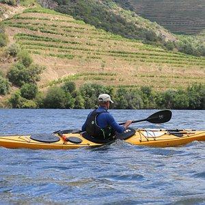 Rui Calado Sea kayak Guide