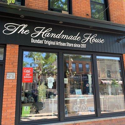 The Handmade House