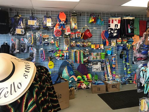 Professional Divers Beach Gear and supplies