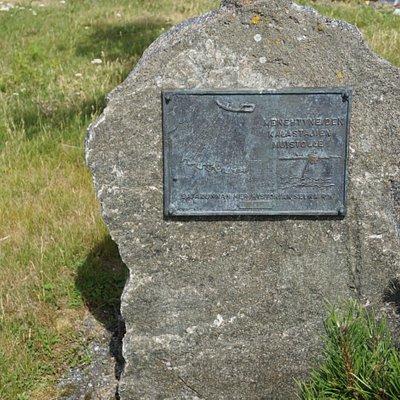 Menehtyneiden kalastajien muistomerkki, Reposaari, Pori