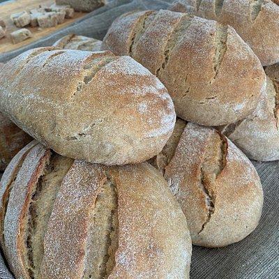 3 вида хлеба
