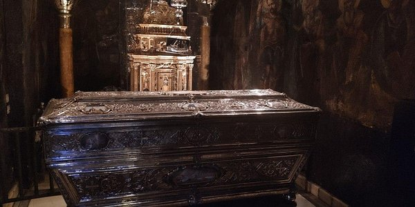Saint Spyridon Official Corfu