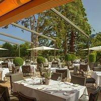 La Brasserie du Royal_ La terrasse
