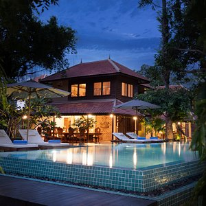 Two Villas with Two Private Pools