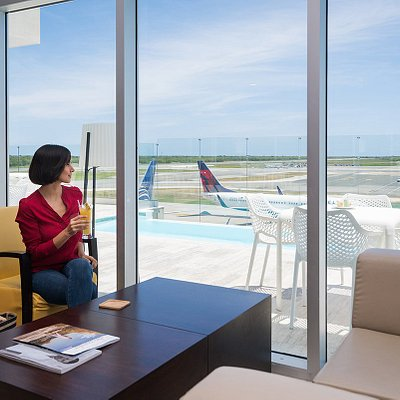 When choosing our VIP Services, guests will receive a personalized meet and greet upon arrival and departure, in addition to exclusive access to our VIP Lounge areas.