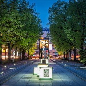 Tourist Information Centre pl. Żołnierza Polskiego 20 tel. 91 43 40 440 e-mail: cit@zstw.szczecin.pl