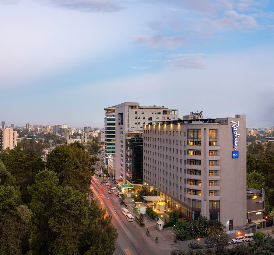 Luxury 5 Star Hotels In Addis Ababa 2021