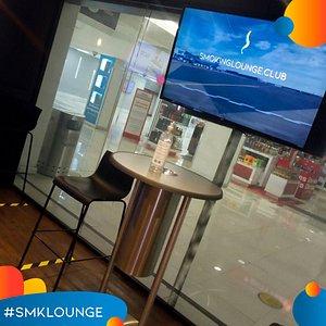 La Sala con el aire más limpio del Aeropuerto CDMX