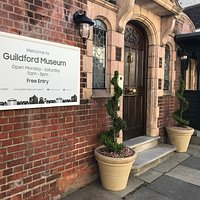 Guildford Museum.