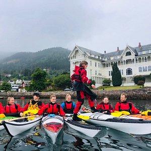 Kayak Balestrand As