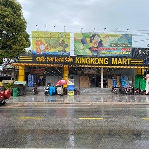 Một trong những siêu thị lớn nhất Phú Quốc và rất đa dạng về sản phẩm