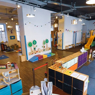 Our indoor playground in one picture :)