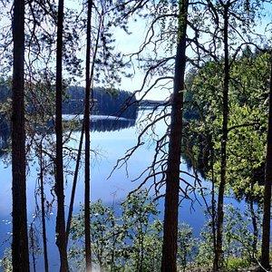 Petkeljärvi heinäkuussa 2020, Kuikankierros