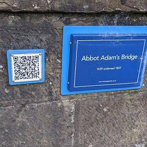 Abbott Adam's Bridge