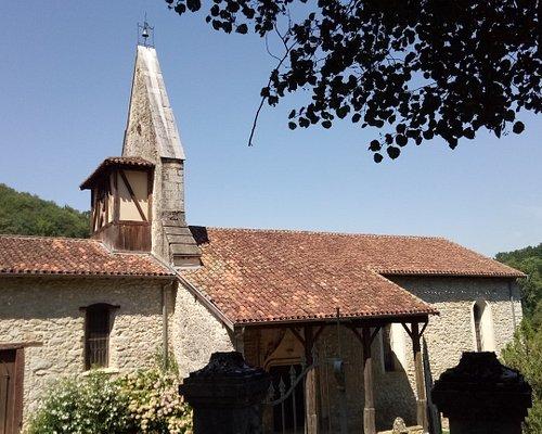 Église saint Paul 31 Pujos
