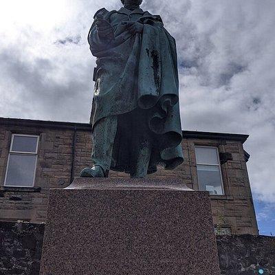 Lord David Boyle Monument
