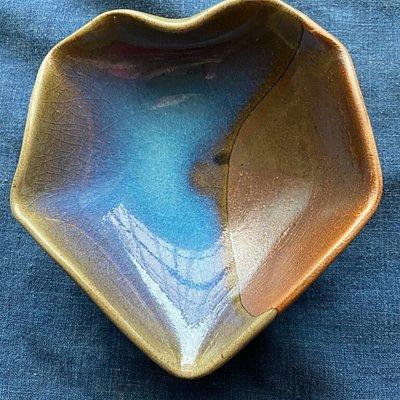 The NaraokaYaki Pottery Bowl