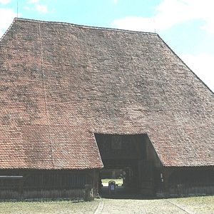 Alter Bauhof