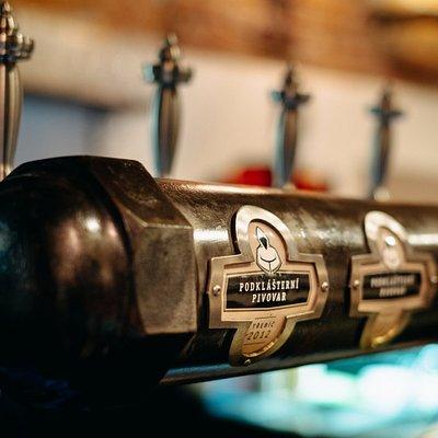 Podklášterní pivovar URBAN
