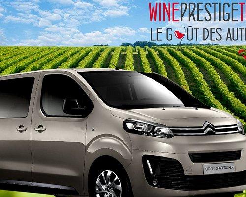 wineprestigetour vehicle