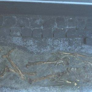 Archäologisches Fenster