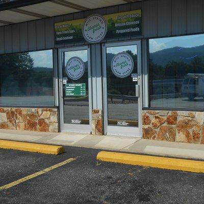 New location. 82 HWY 9 N. Easy Access