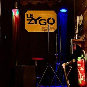 Zygo bar
