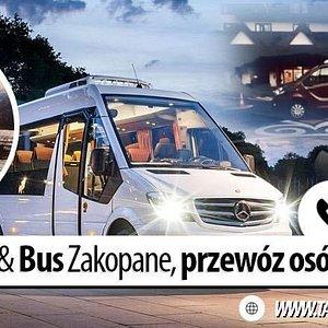 Taxi&Bus Zakopane AllTour's 👌 ✅ Profesjonalne usługi transportowe  ✅ Transfery lotniskowe  ✅ Wynajem busów Zakopane  ✅ Wycieczki jednodniowe  ✅ Obsługa imprez okolicznościowych, konferencji  📲 +48 504 401 505 📎 www.taxi-bus-zakopane.pl 📝 alltour@taxi-bus-zakopane.pl  🇬🇧 Get Taxi Transfer Zakopane, online booking, english speaking drivers  📎 www.taxitransfer-zakopane.pl  #poland #zakopane #kraków #transferylotniskowe #transferairport #przewózosób #taxizakopane