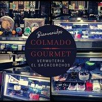 Colmado Gourmet de la Vermuteria El Sacacorchos