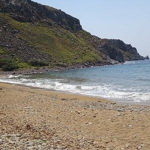 Karvounolakkas Beach - Lemnos, Greece